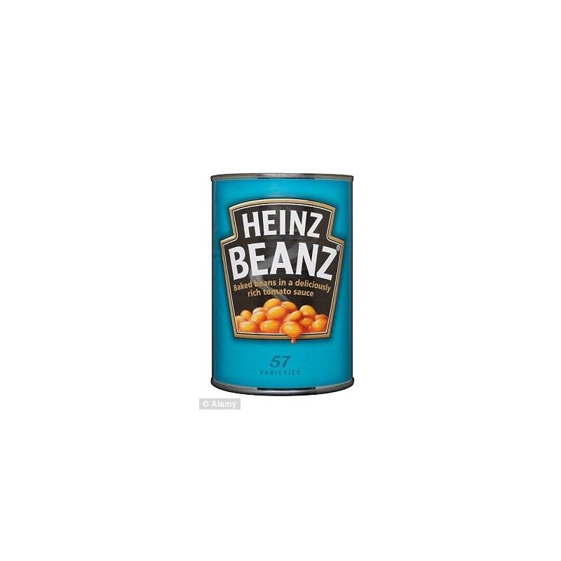HEINZ BEANZ BAKED BEANS 415G