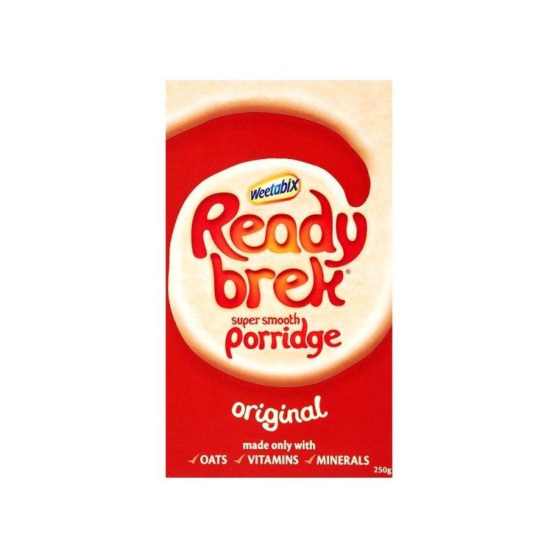 WEETABIX READY BREK PORRIDGE 250G