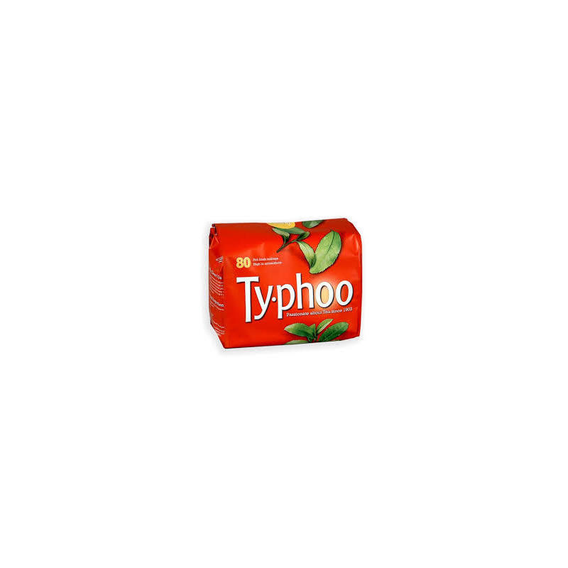 TYPHOO TEA (80s)