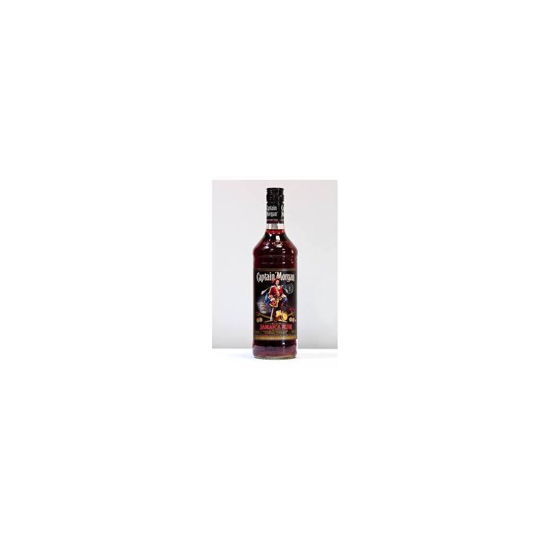Captain Morgan Black Rum 700ml
