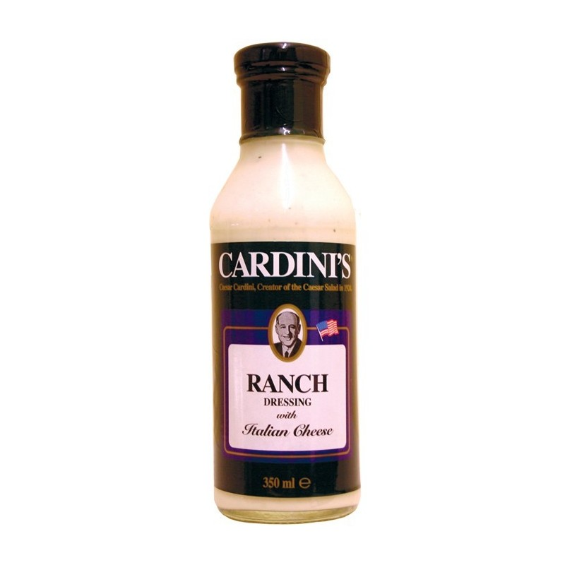 CARDINI RANCH DRESSING 250ML