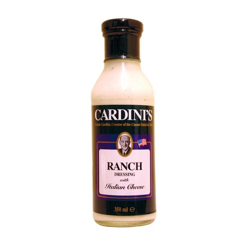 CARDINI'S RANCH DRESSING CONDIMENTO PER L'INSALATA AL PARMIGIANO 350ML