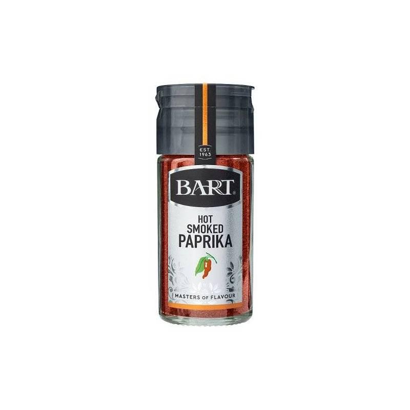 BART SMOKED HOT PAPRIKA 45G