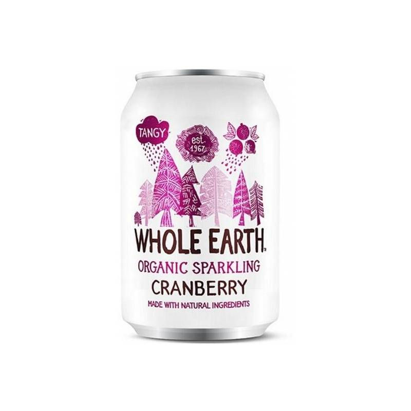 WHOLE EARTH CRANBERRY DRINK 330ml