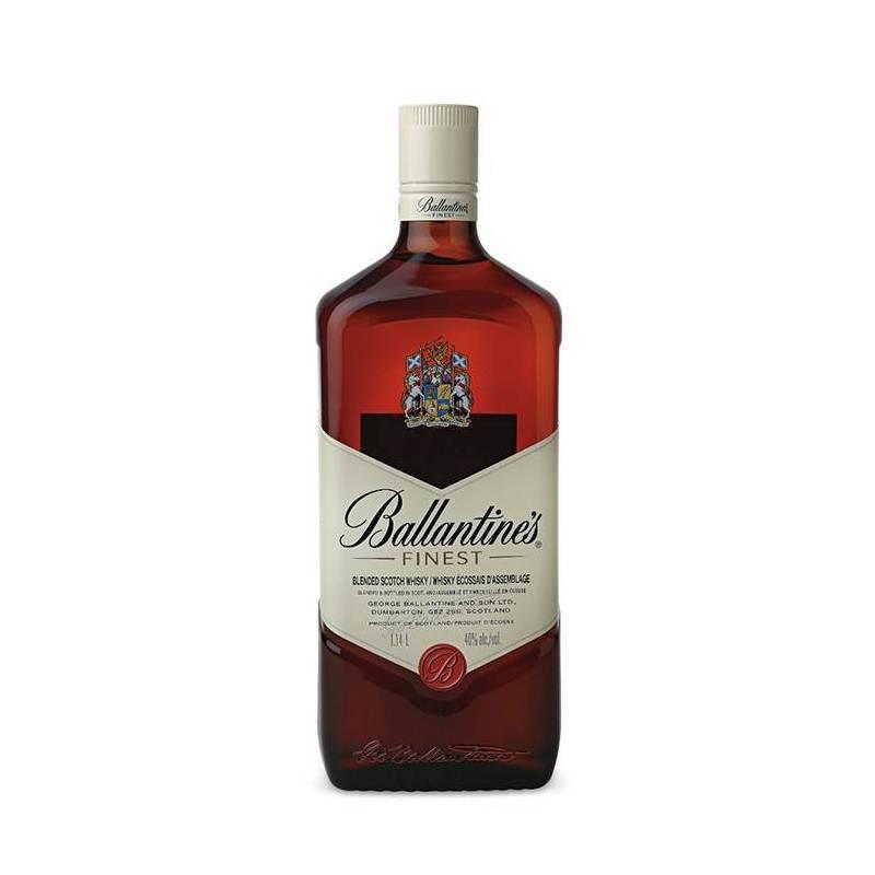 BALLANTINE'S BLENDED SCOTCH WHISKY 1L