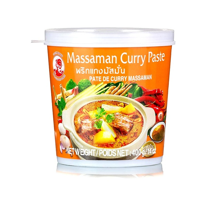 MATSAMAN PREPARATO PER CURRY 400G