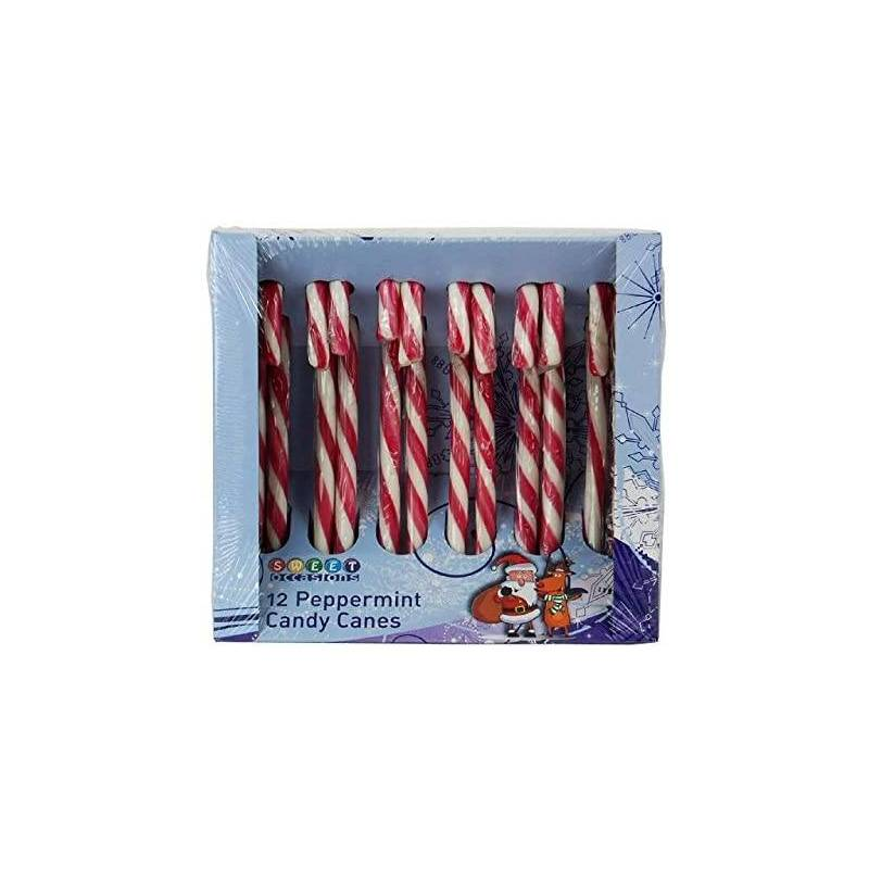 CHRISTMAS - SWEET OCCASIONS CANDY CANES 12PCS 144G