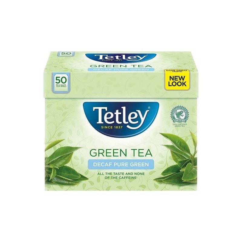 TETLEY TE' VERDE DETEINATO 50S