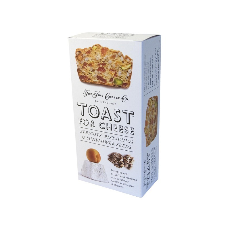 TOAST FOR CHEESE ALBICCOCCA 100G