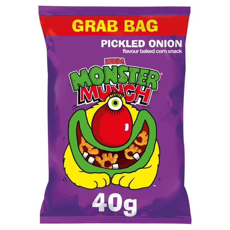 MONSTER MUNCH 40G