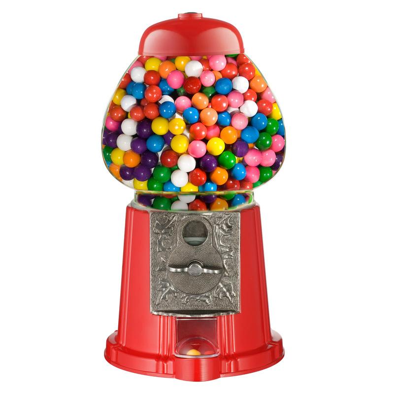 BUBBLE GUM MACHINE  Dispenser di gomme da masticare
