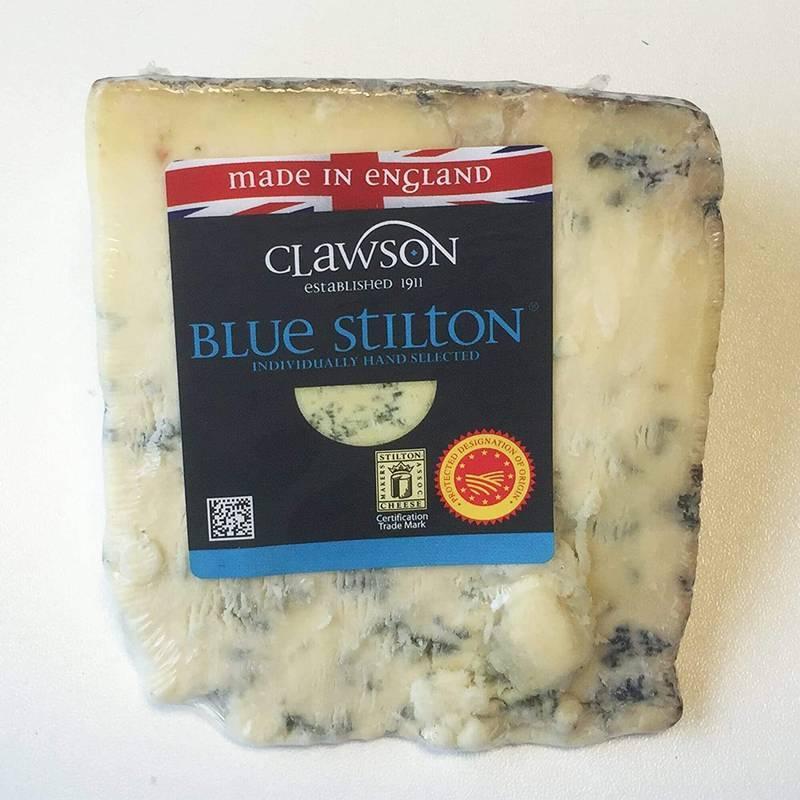 CLAWSON BLUE STILTON 150G