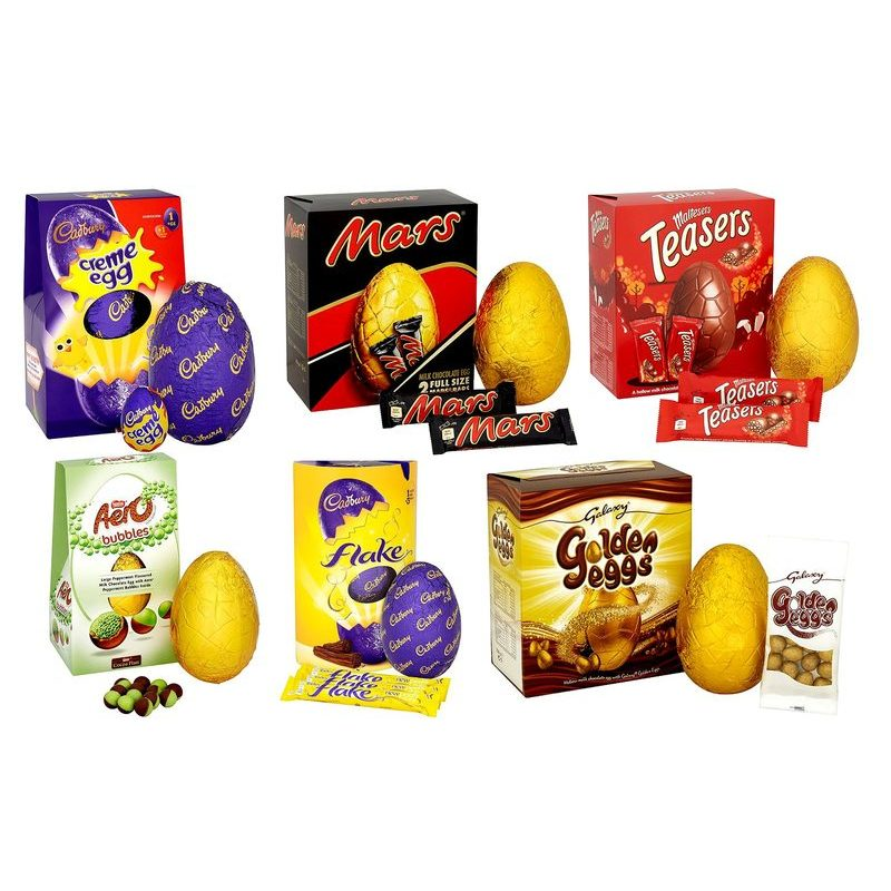 CADBURY FLAKE LARGE EGG 296G