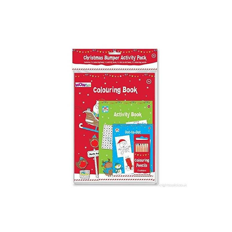 CHRISTMAS - ACTIVITY PACK