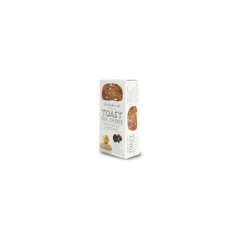 TOAST FOR CHEESE APPLE 100G