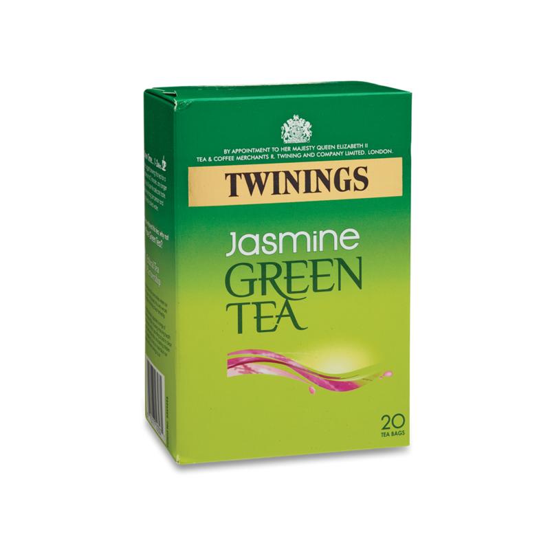 TWININGS GREEN TEA W JASMINE