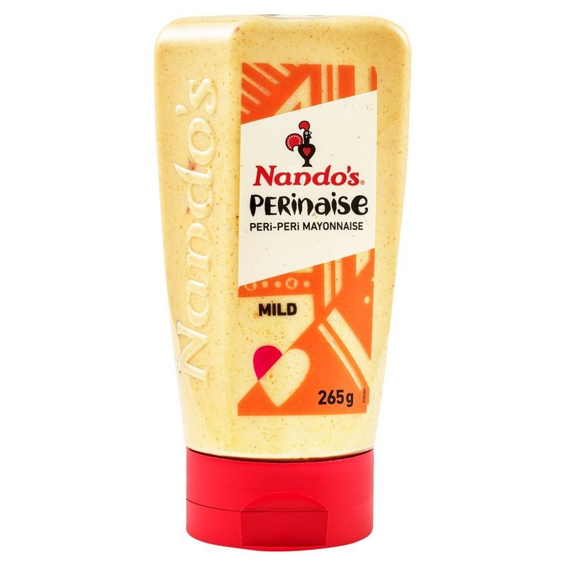 NANDO'S PERINAISE 265g best by 10/2019