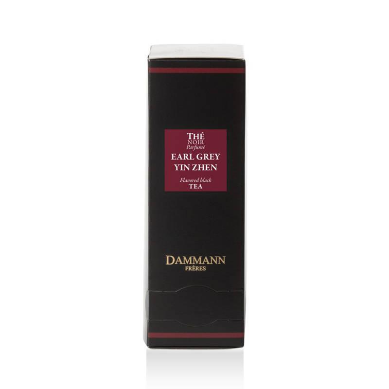 DAMMANN FRèRES EARL GREY YIN ZHEN TEA 24S