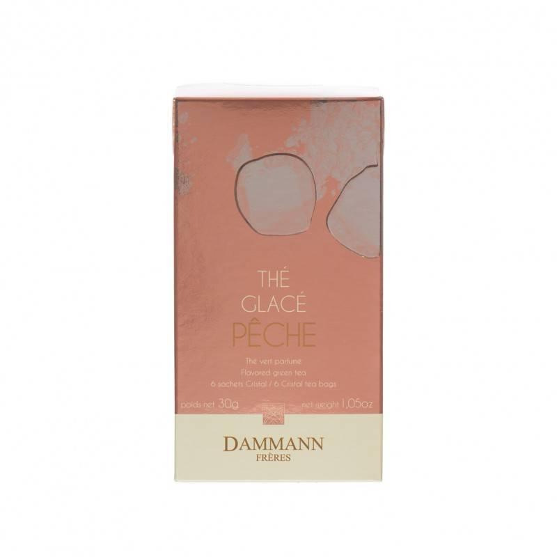 DAMMANN FRèRES PEACH ICED TEA (6)
