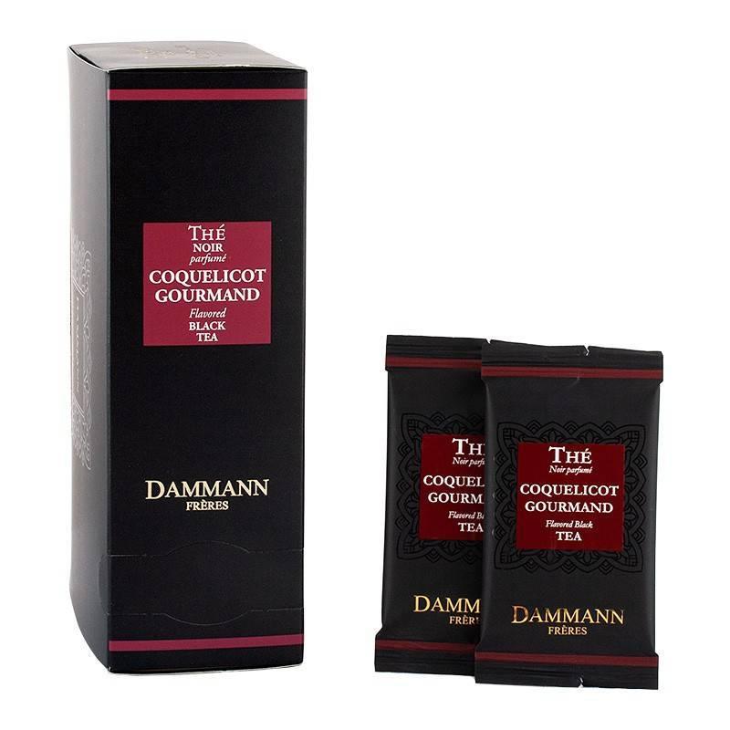 DAMMANN FRERES COQUELICOT GOURMAND 24S
