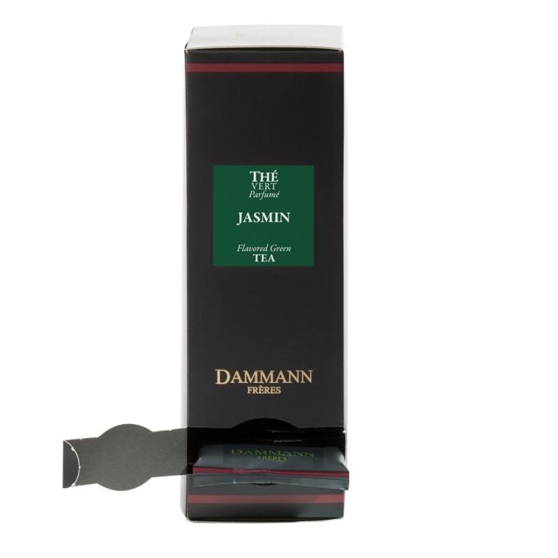 DAMMANN FRERES JASMINE GREEN TEA 24S