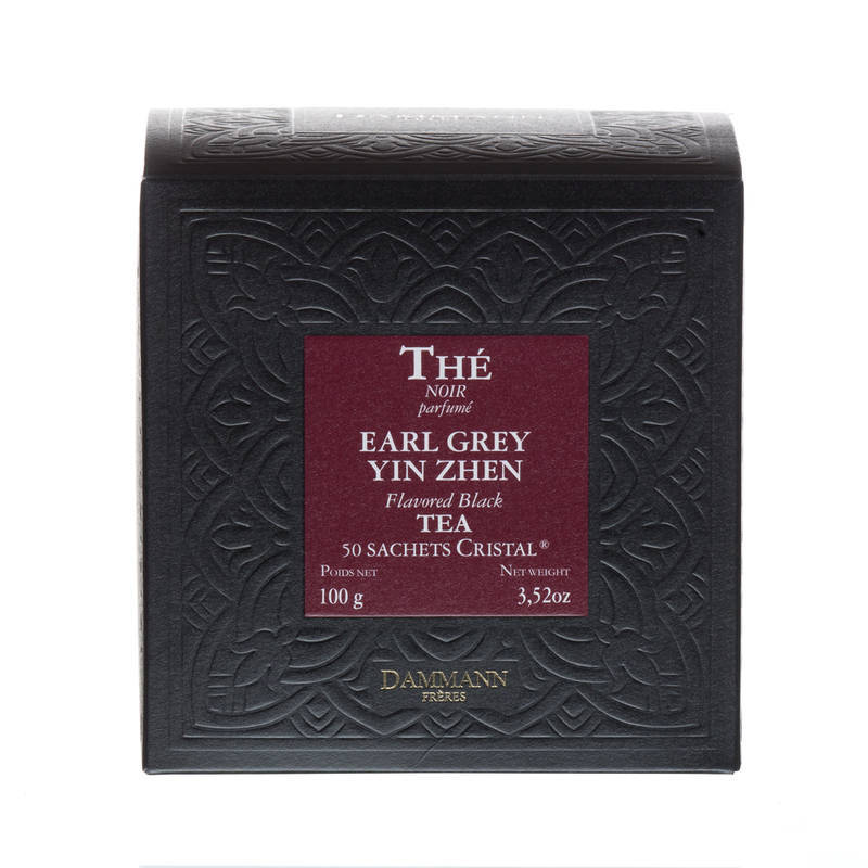 DAMMANN FRERES EARL GREY TEA 50S