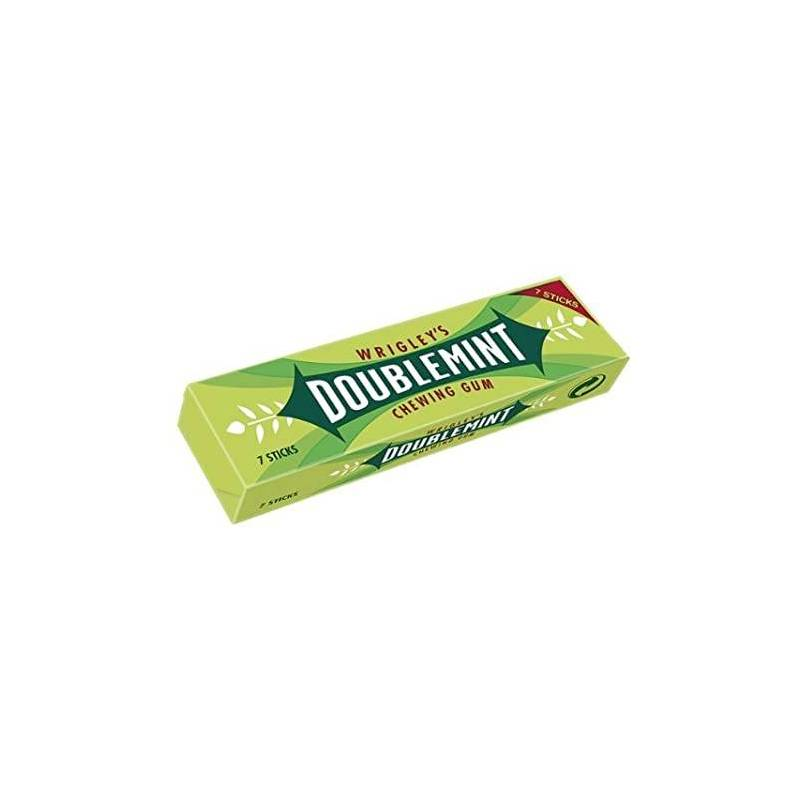 WRIGLEY DOUBLE MINT CHEWING GUM 18G