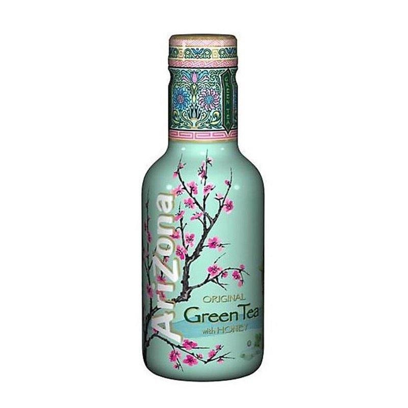 ARIZONA ORIGINAL GREEN TEA WITH HONEY 500ML