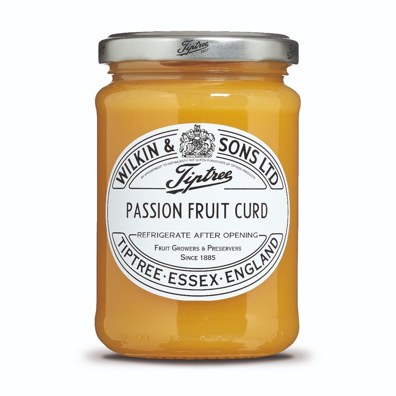 WILKIN & SONS PASSION FRUIT CURD 340G