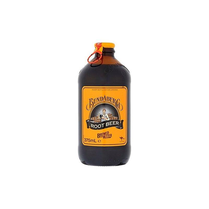 BUNDABERG ROOT BEER 375ML best by 10/10/2019
