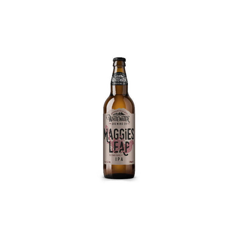 MAGGIES LEAP IPA 50CL best by 30/09/2021