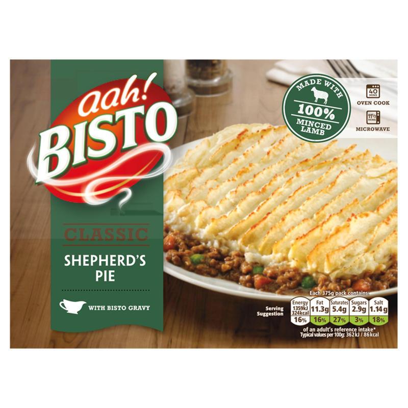 BISTO SHEPHERD'S PIE 375G