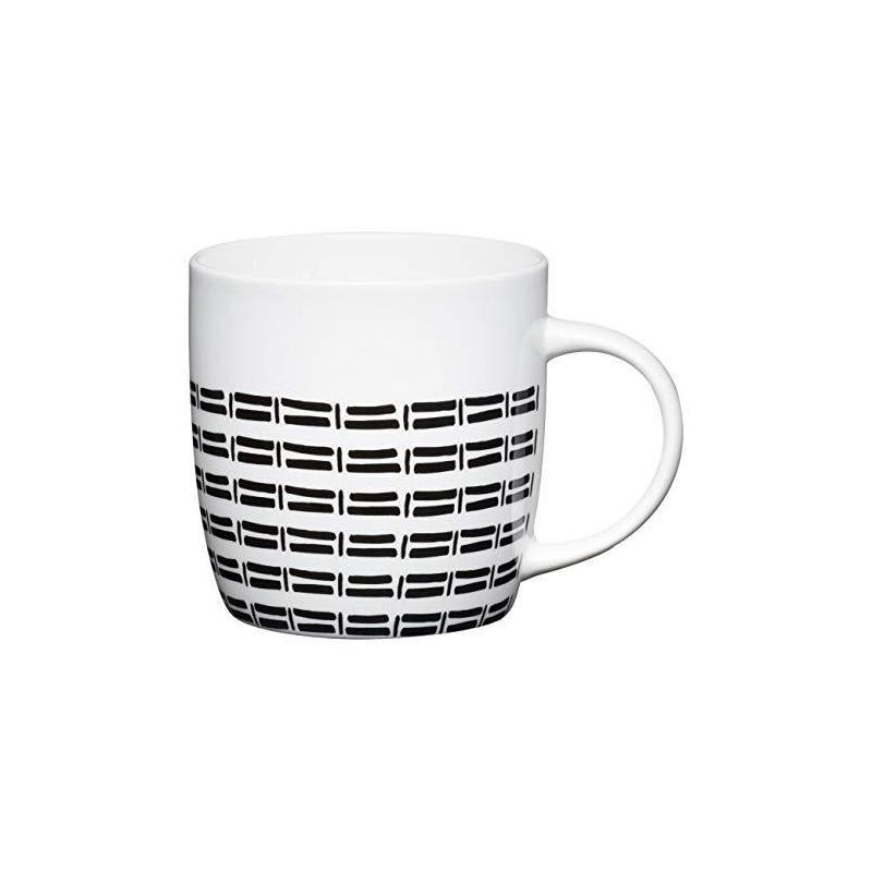 KitchenCraft China Tribal Barrel Mug