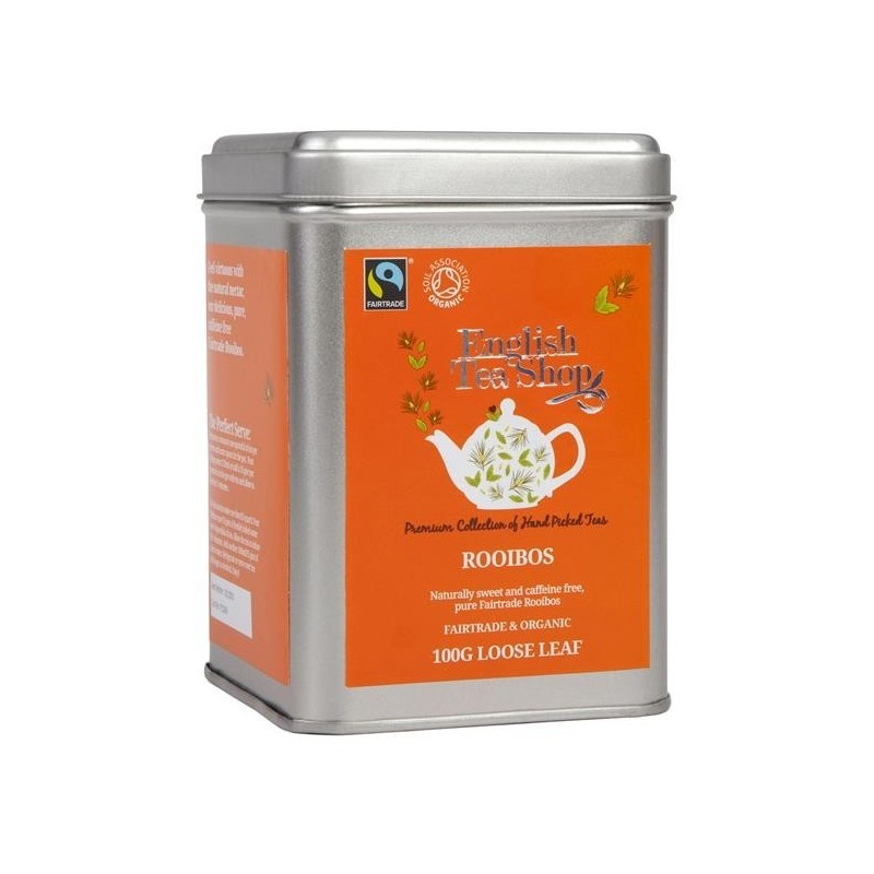 ENGLISH TEA SHOP ROOIBOS LOOSE TEA 100G
