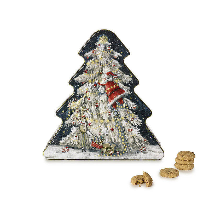 GRANDMA WILD'S CHRISTMAS TREE TIN 300G