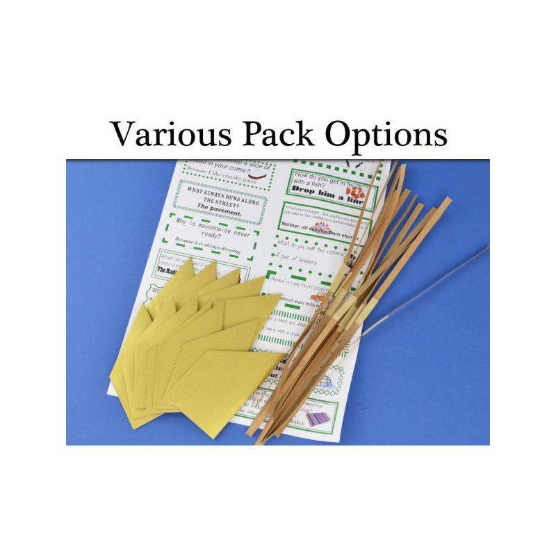 CHRISTMAS CRACKER ACCESSORY PACK 12