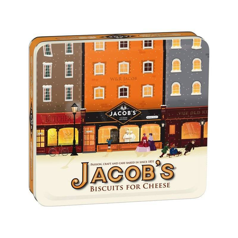 JACOB'S HERITAGE SELECTION TIN 300G