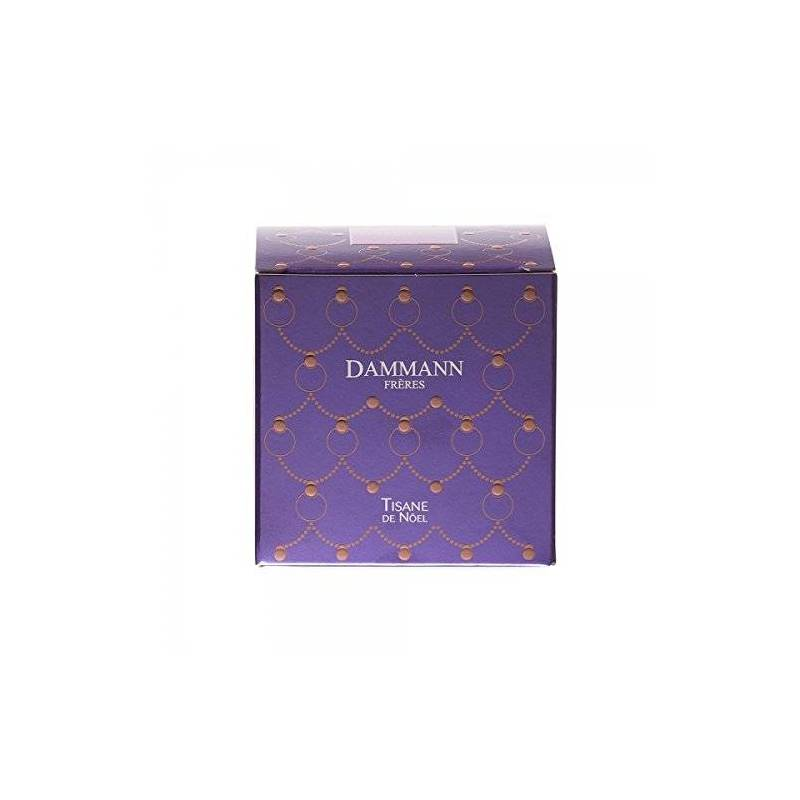 DAMMANN FRèRES NOEL HERBAL TEA 25 BAGS