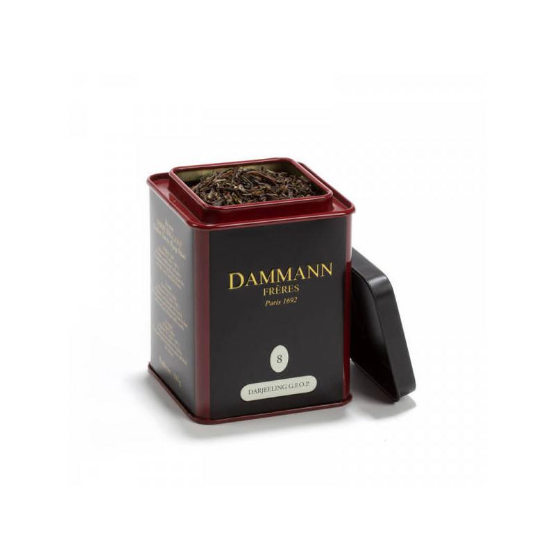 DAMMANN FRèRES DARJEELING  LOOSE TEA 100G