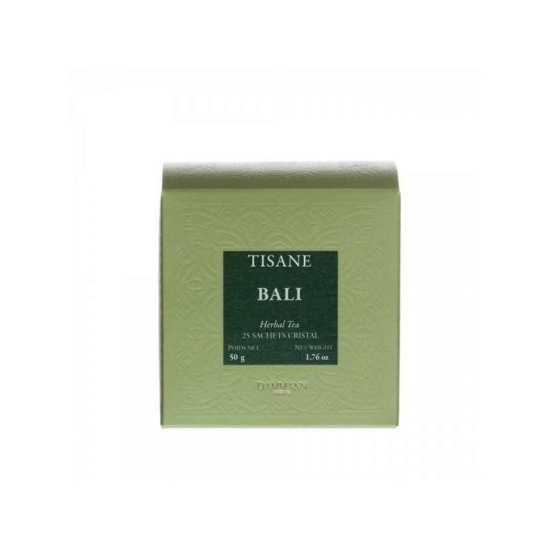 DAMMAN FRèRES BALI HERBAL TEA 25 BAGS
