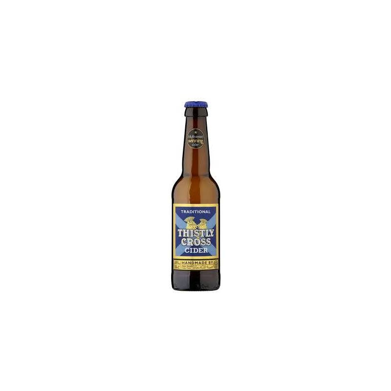 THISTLY CROSS TRADITIONAL CIDER 330ML