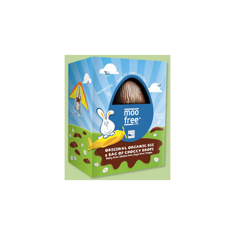 MOO FREE VEGAN EASTER EGG 120G