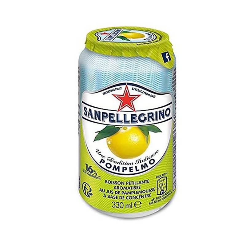 SANPELLEGRINO GRAPEFRUIT 330 ML