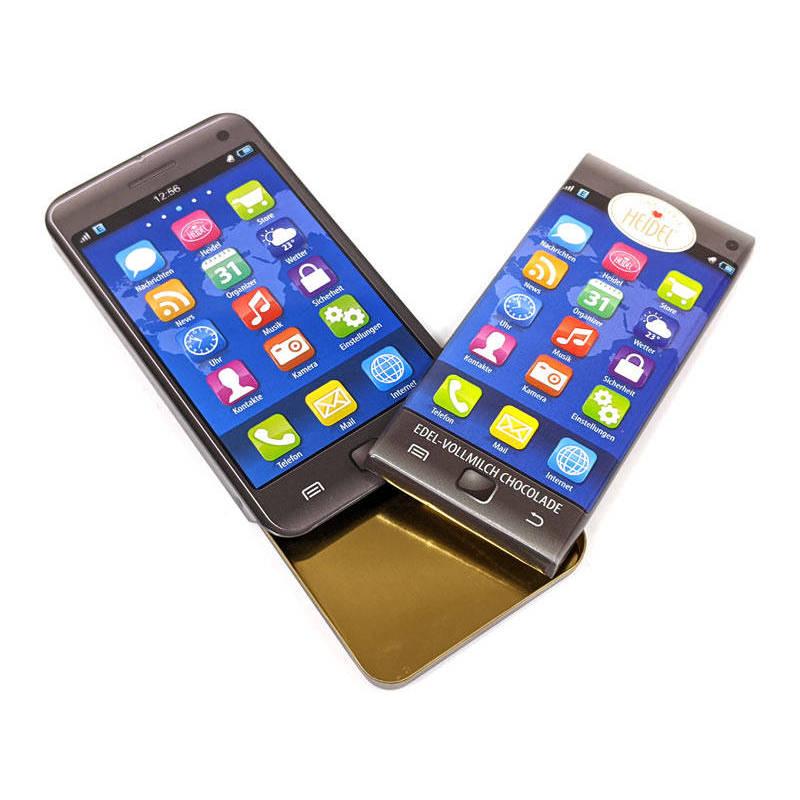 HEIDEL MILK CHOCOLATE SMARTPHONE 30G