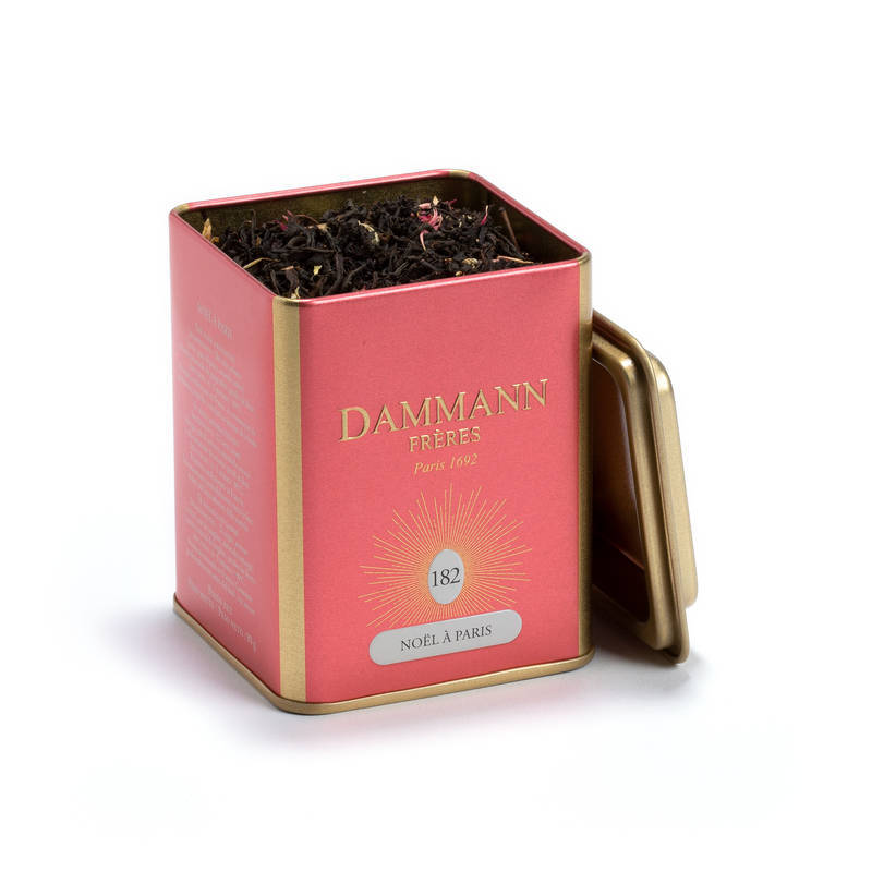 DAMMANN NOEL A PARIS LOOSE TEA 100G