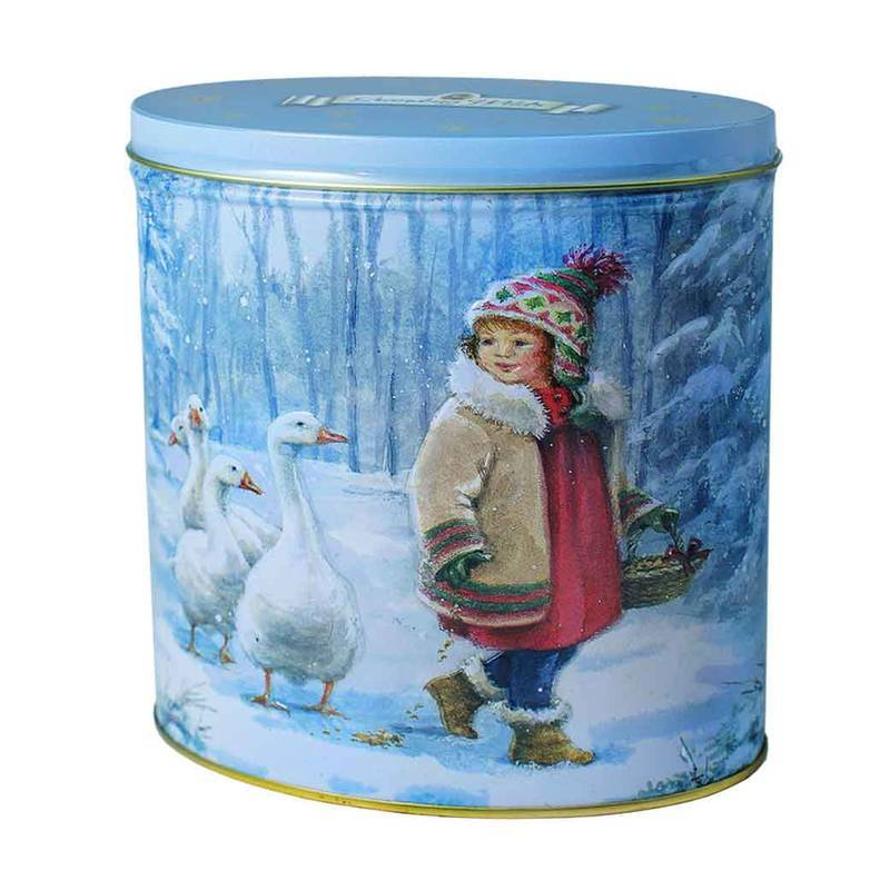 GRANDMA WILD'S GIRL AND GOOSE TIN 300G