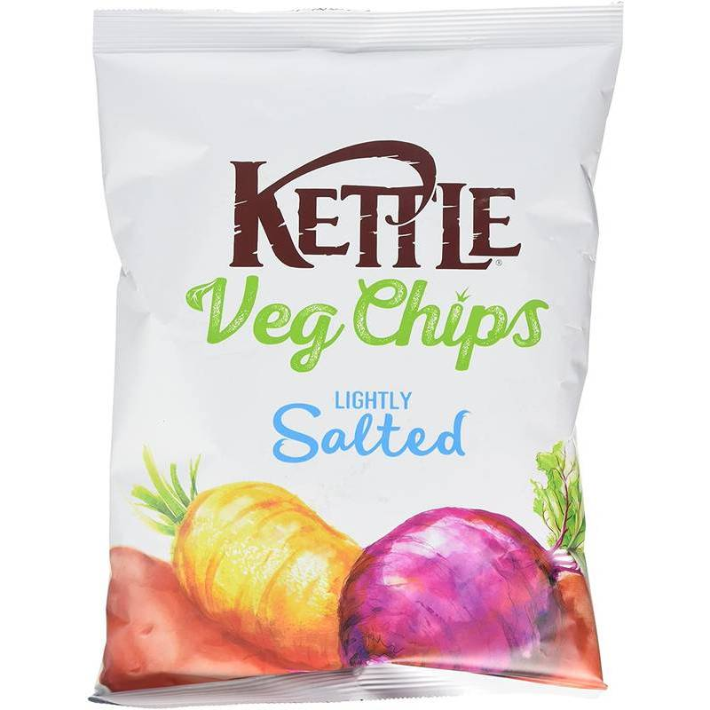 KETTLE VEGETABLE CHIPS 100g