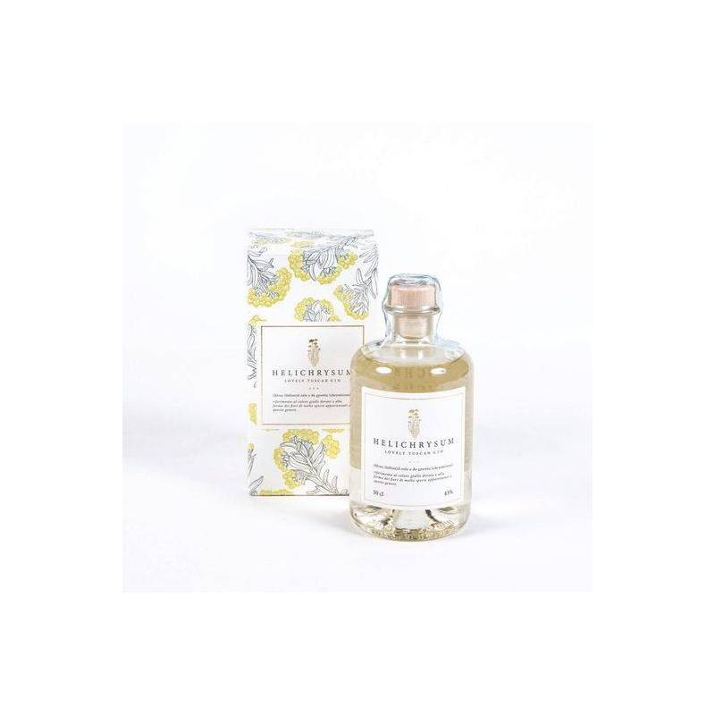 HELICHRYSUM TUSCAN GIN 50CL