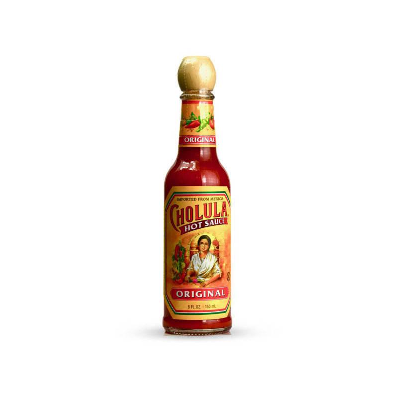 CHOLULA ORIGINAL HOT SAUCE 150ml