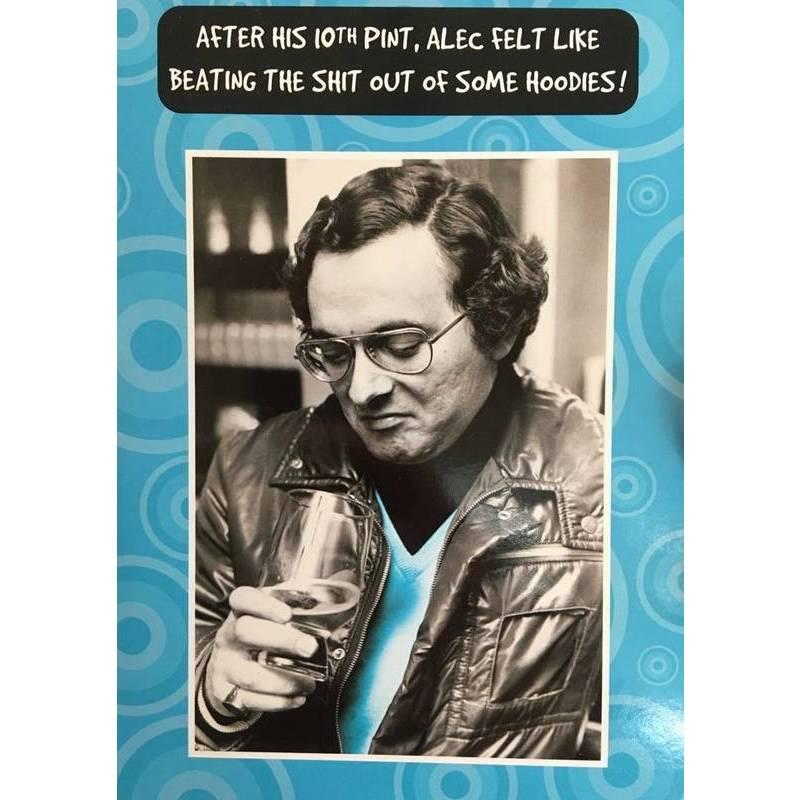 GREETING CARD - BIRTHDAY (ALEC)